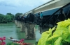 Bridge over the River Kwai, Kanchanaburi, Thailand, South East Asia