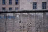 Remains of the Berlin Wall in Germany 2004