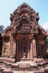 Banteay Srei Temple, north of Angkor Cambodia