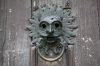 The sactuary door knocker - Durham Cathedral