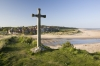 D24153 - Alnmouth from Church Hill