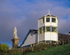 The Life Brigade Watch House and the Collingwood Monument, Tynemouth, Tyne & Wear, England