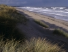Druridge Bay on the Northumberland coast