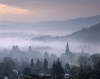 Mist over Ambleside