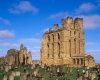 Tynemouth Priory and Castle, Tyne & Wear England UK